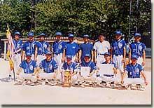 野球大会の写真